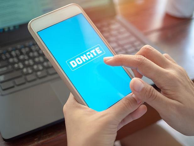 Donate on the phone 1187910451.jpg
