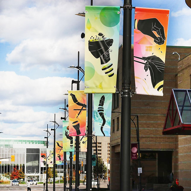 Mississauga Banners