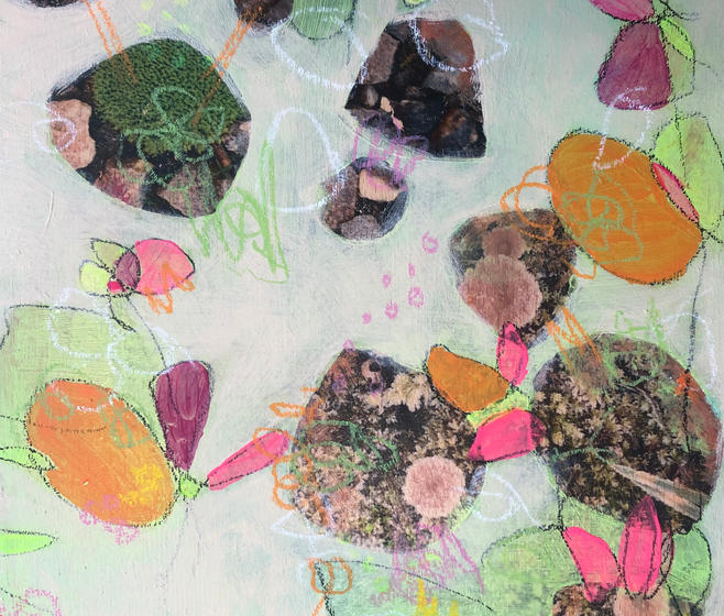 Blumenkistchen I