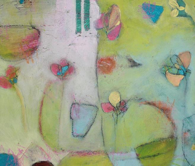 Blumenkistchen VI