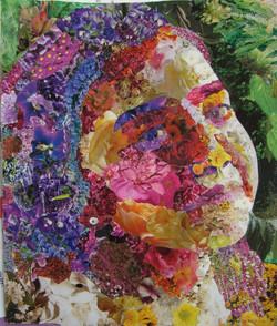 Isabel Flower Collage