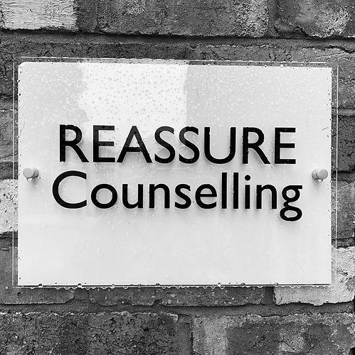 Reassure Sign.jpg