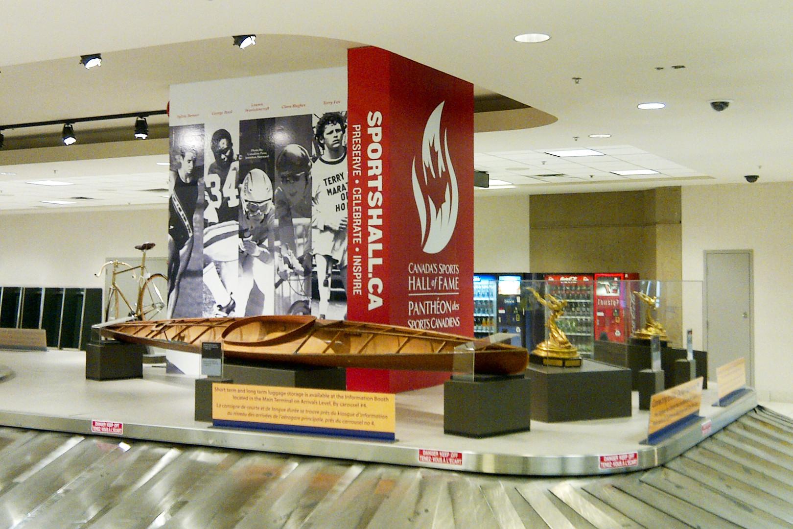 Calgary International Airport Installation