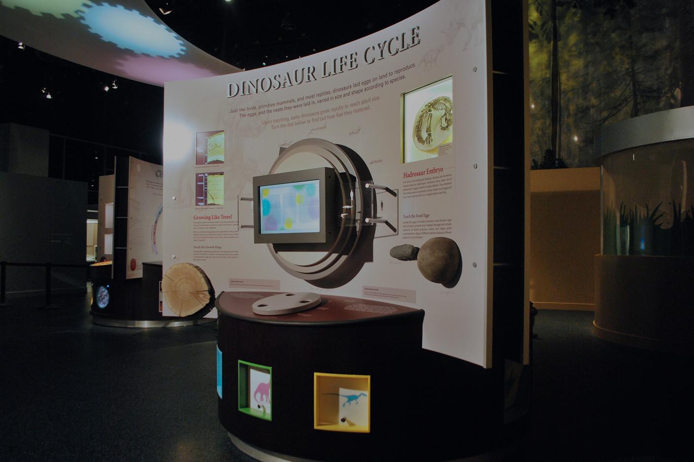 Science Pod Kiosk