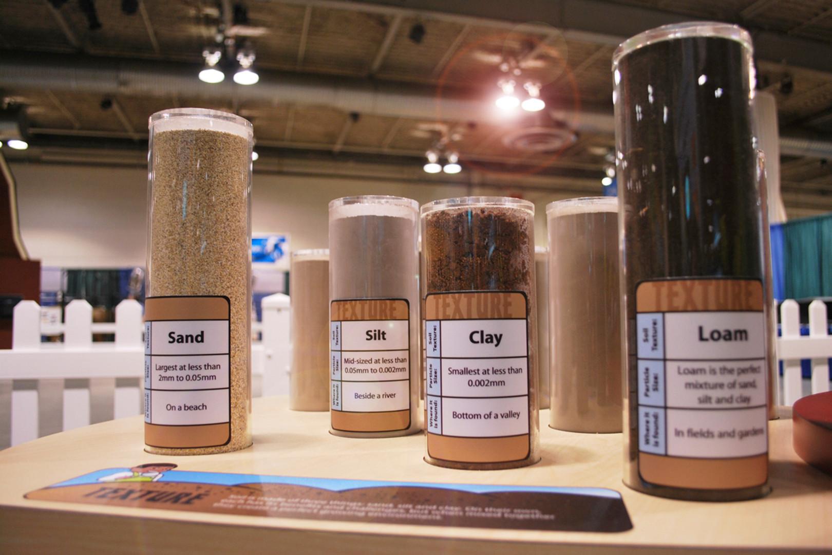 Seed Survivor Exhibits