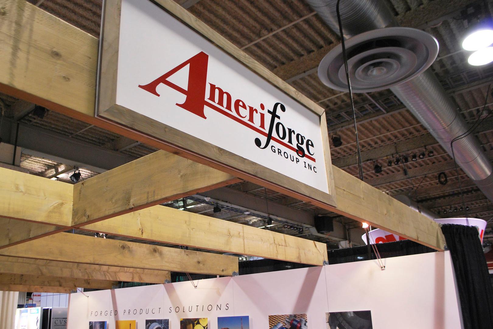 Ameriforgo Interactive Exhibits