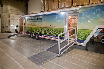 Georgia Farm Bureau Mobile Classroom