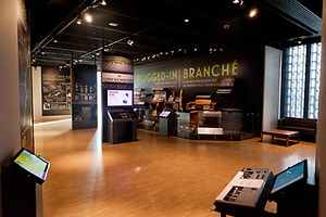 Museum Displays Installation