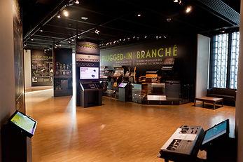 Music Museum Installation