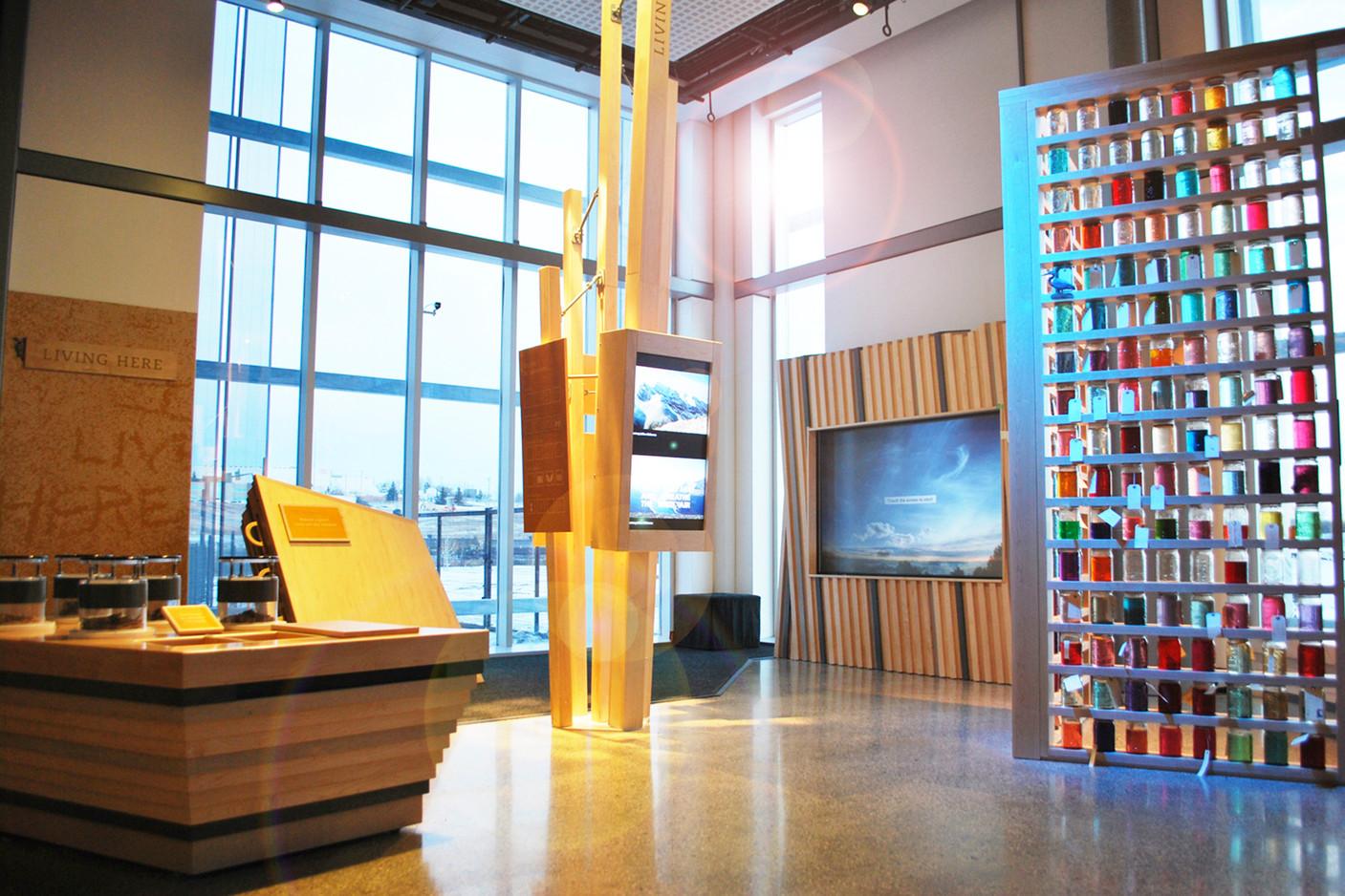 Telus Spark Science Museum