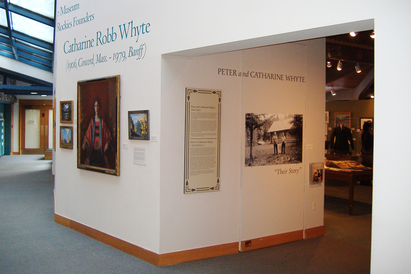 Luxton Whyte Museum