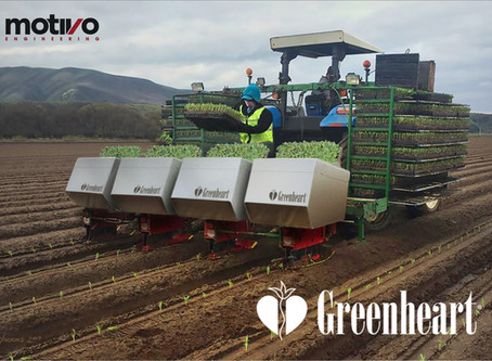 Motivo Begins Field Testing of Automated Vegetable Seedling Transplanting System