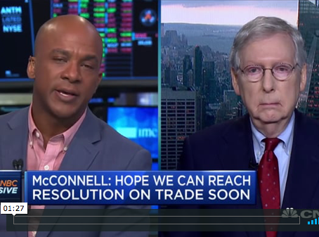 "MCCONNELL HAPPY—""NO MEDIA COVERAGE OF HIS AND NRSC 2018 ELECTION INTERFERENCE"""