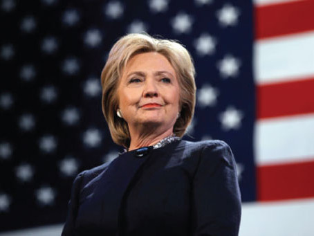 RESPONSE TO STATEMENT BY HILLARY CLINTON