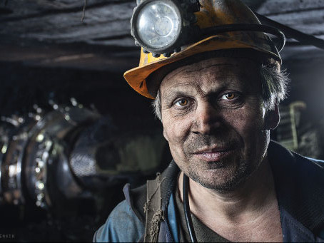 COAL PEOPLE ARE GOOD PEOPLE