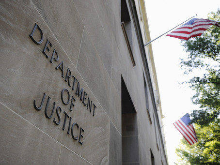 Office of Professional Responsibility Finds DOJ Prosecutors Committed Professional Misconduct