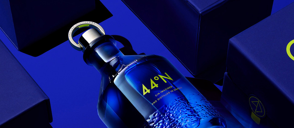 44˚N by Comte de Grasse wins Marking Visual Award