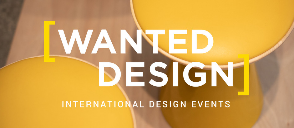 WantedDesign Starts Thursday