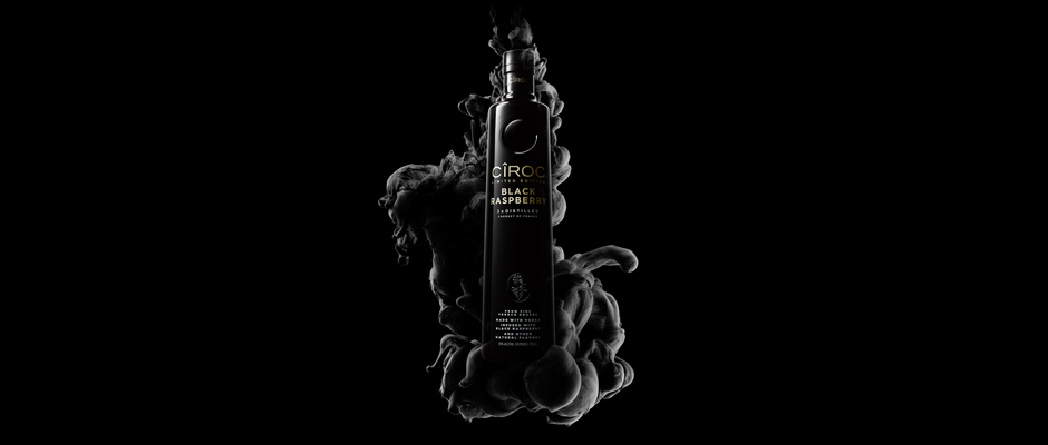 Cîroc Black Raspberry Wins San Francisco World Spirits Design Competition
