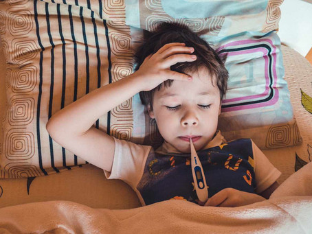 Family Health Services: When Can Your Child Return to School After an Illness?
