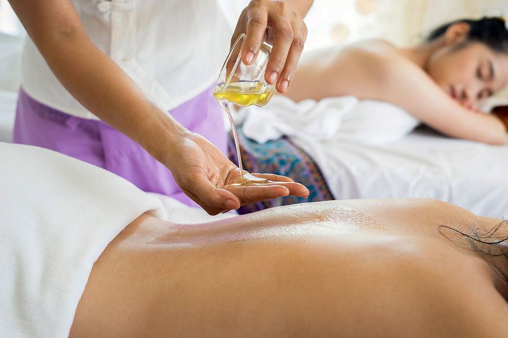 utiliser huiles essentielles pour massage