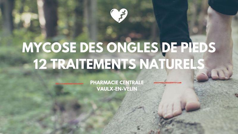 traitement naturel contre la mycose des pieds huiles essentielles