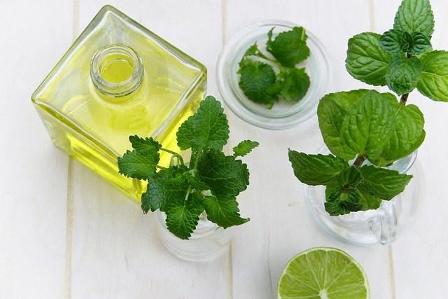 huile essentielle de citron contre mycose