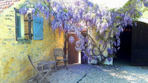 Spring at Les Arts du Bout