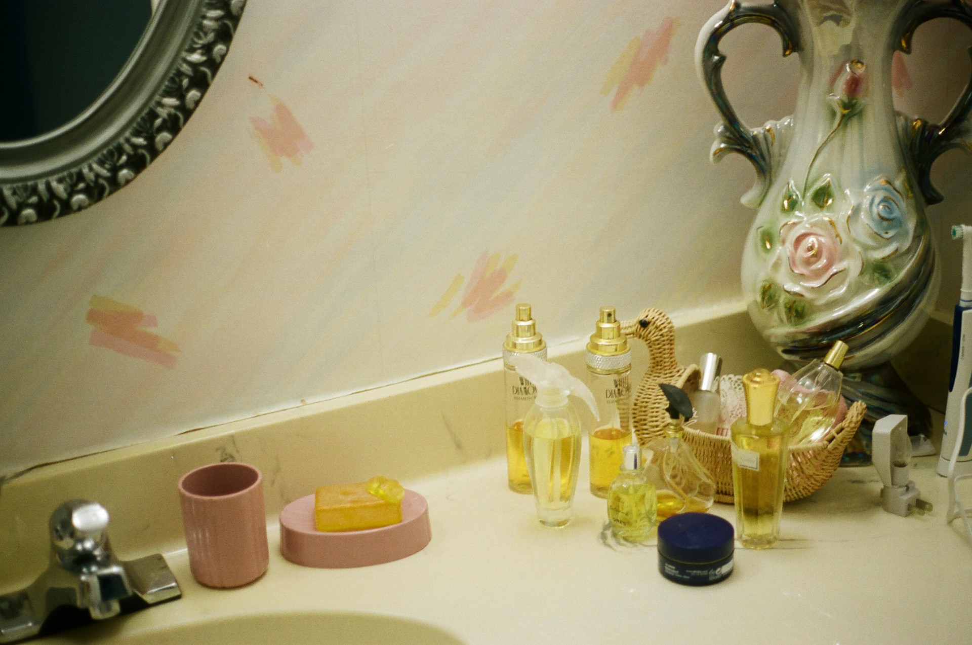 GRANDMA'S BATHROOM