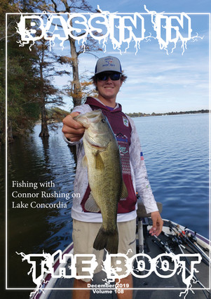 Bassin' In The Boot December 2019 edition.
