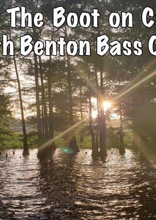 Caddo Lake Wake Benton Bass