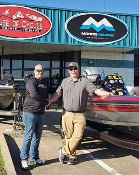 Boat Purchase with Morris Marine