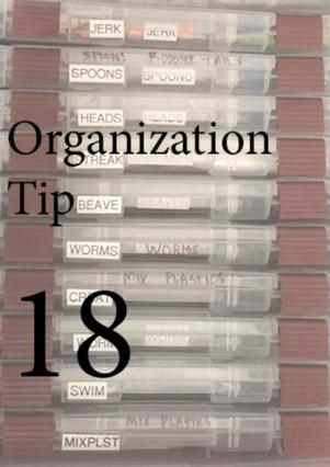 Organization Tip