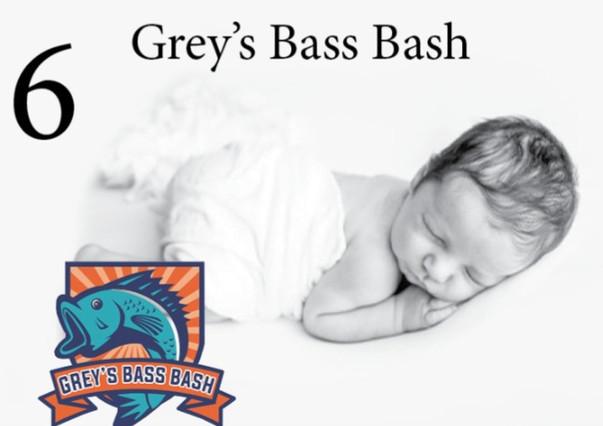 Grey's Bass Bash