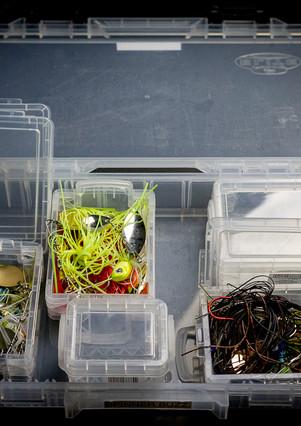 Organization Tip - Spinnerbaits