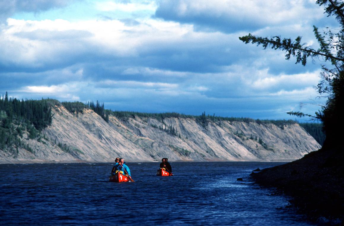Porcupine River paddle