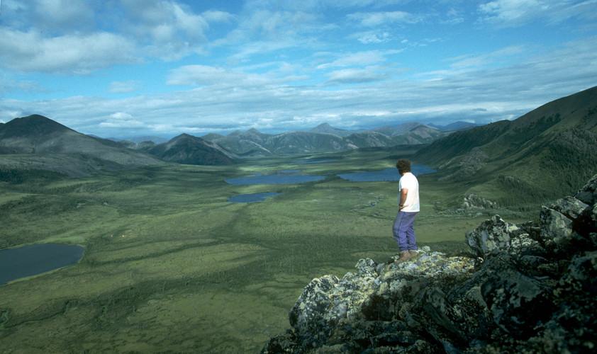 MacDougall Pass view