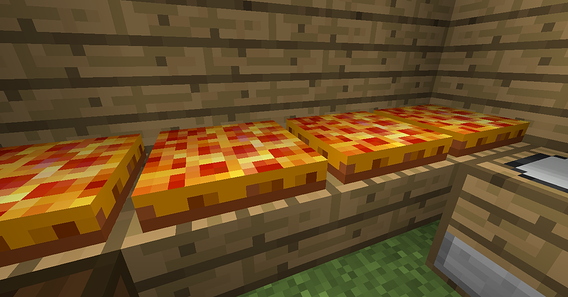 Cheese mod v 50 enjoy the best cheeses minecraft mods flat pizza publicscrutiny Choice Image