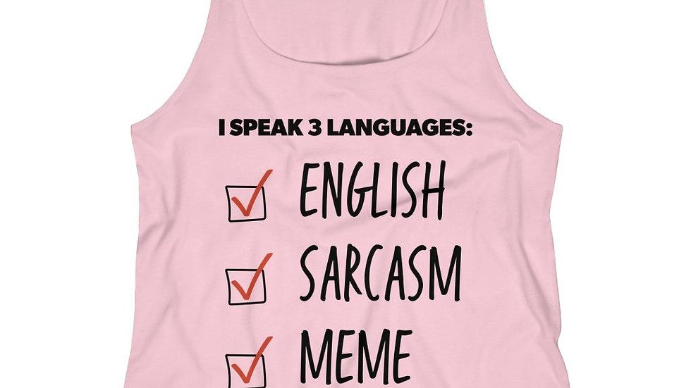 ENGLISH/SARCASM/MEME TANK