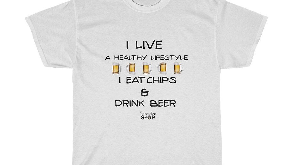 I LIVE A HEALTHY LIFESTYLE