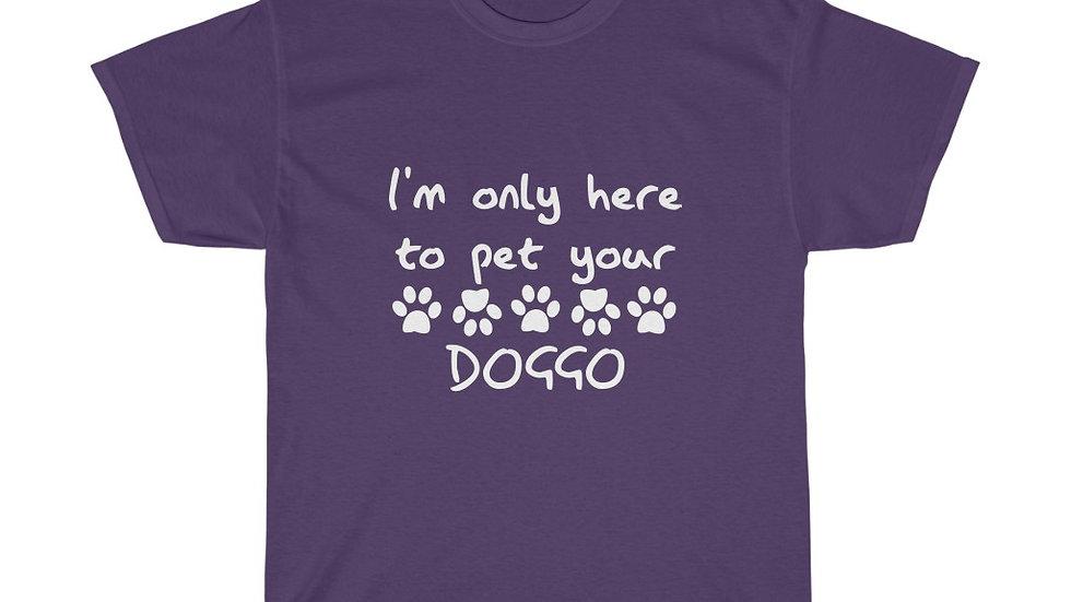 DOGGO WHITE TEXT