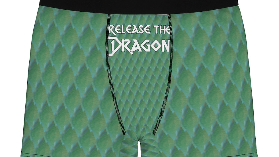 RELEASE THE DRAGON