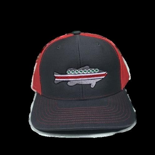 OSU Fishing Trucker Cap
