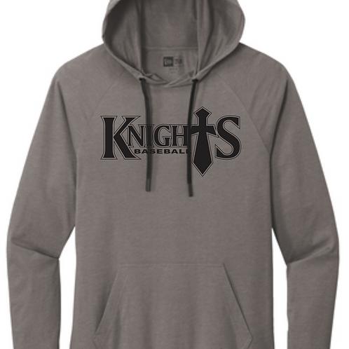 Geauga Knights tri blend hoodie