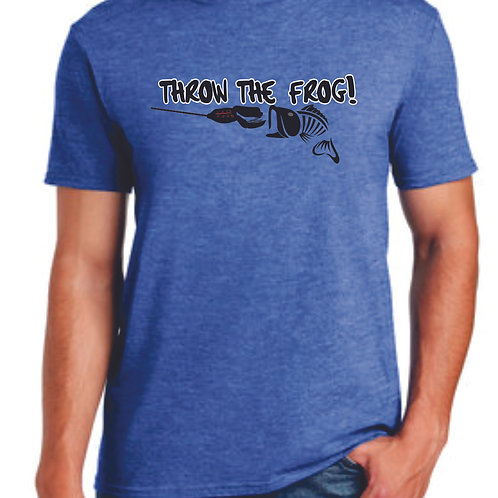 Throw the Frog Tee