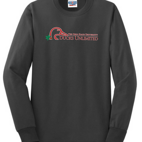 OSU Ducks Unlimited Long Sleeve Tee