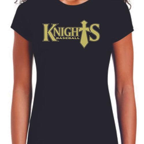 Geauga Knights Ladies Tee