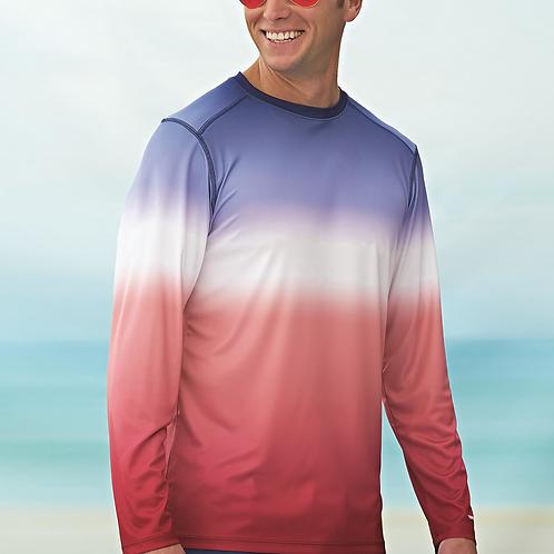 Tri-Color Sunshirt
