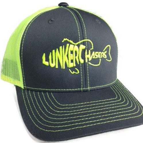 Lunker Chasers Mesh Trucker Hat