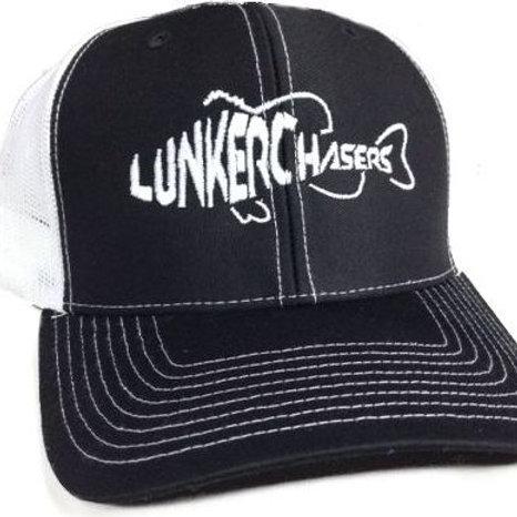 Lunker Chasers Mesh Trucker Hat | nuthreadz